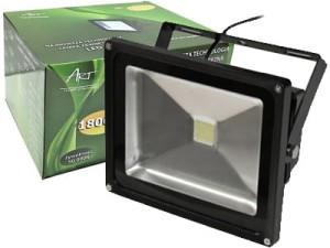 ART LED floodlight 30W 3000K warm light at Wasserman.eu
