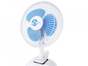 16cm desk fan, stand and Q26 clip at Wasserman.eu