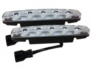Daytime running lights LED 8006 B-TTX DRL automatic at Wasserman.eu