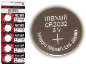 Bateria litowa 3V CR2032 Maxell w sklepie Wasserman.eu