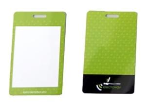 Karta zbliżeniowa Unique RFID do RCP E302/E303 w sklepie Wasserman.eu