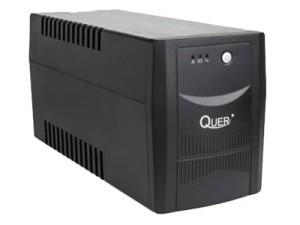Quer KOM0555 Micropower UPS 2000VA / 1200W, 230 V, 50 Hz at Wasserman.eu