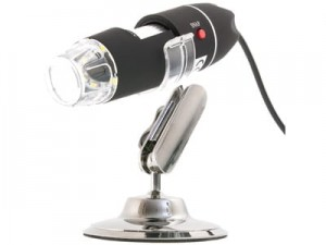 USB x500 8LED digital microscope at Wasserman.eu