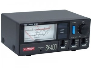 Diamond SX-400N SWR / PWR meter at Wasserman.eu