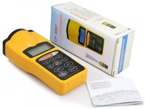 CP-3007 ultrasonic rangefinder + distance laser at Wasserman.eu