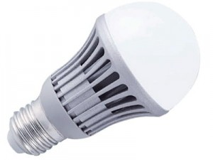 LED BULB E27 7W heat bulb SMD5630 at Wasserman.eu