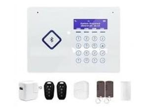 Wireless alarm. G66A set at Wasserman.eu