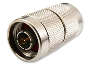N male barrel. NM-NM nickel connector at Wasserman.eu