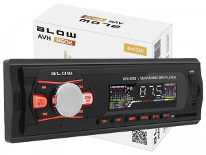 Car radio Blow MP3 / USB / SD / MMC at Wasserman.eu