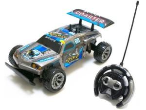Remote controlled Buggy R / C 1:18 car at Wasserman.eu