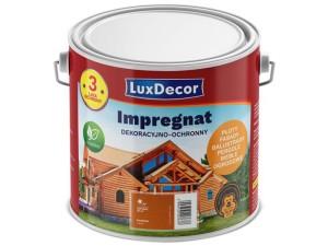 Decorative and protective impregnant LuxDecor 3L chestnut at Wasserman.eu