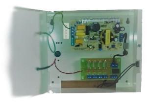 Box power supply 12V 4x1A ZK-65 at Wasserman.eu