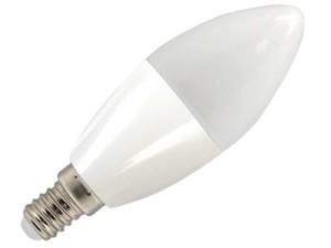 Żarówka LED E14 świeca 7W 500lm ciepła 165836 w sklepie Wasserman.eu