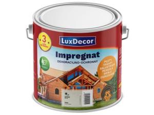 Decorative and protective impregnate LuxDecor 3L white at Wasserman.eu
