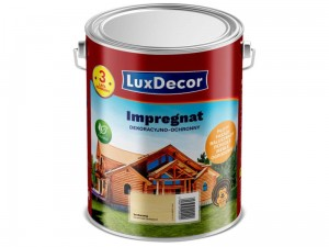 Decorative and protective impregnant LuxDecor 10L colorless at Wasserman.eu
