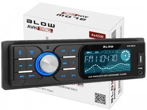 BLOW AVH-8610 MP3 / USB / SD / MMC car radio at Wasserman.eu