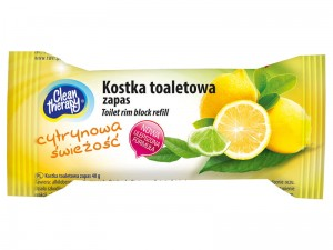 Toilet block stock 40g Lemon freshness at Wasserman.eu