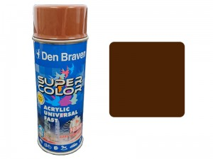 Spray paint Acrylic Fast brown RAL8011 at Wasserman.eu
