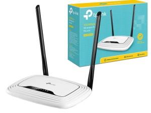 Wireless N 300Mbps Tp-Link WiFi router at Wasserman.eu