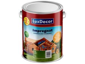 Decorative and protective impregnation LuxDecor 10L fir at Wasserman.eu