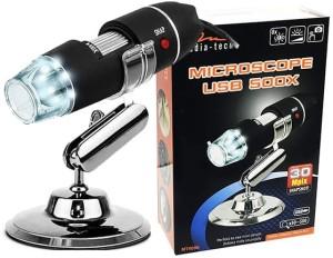 USB Media-Tech MT4096 500x digital microscope at Wasserman.eu
