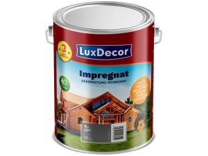Decorative and protective impregnation LuxDecor 10L gray at Wasserman.eu