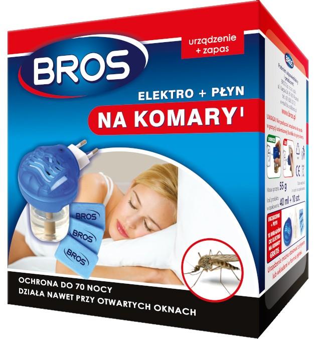 Produkty marki bros