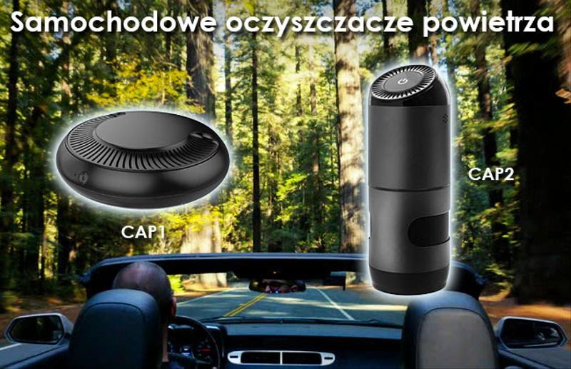 Samochodowy oczyszczacz powietrza – czy to jest nam potrzebne?