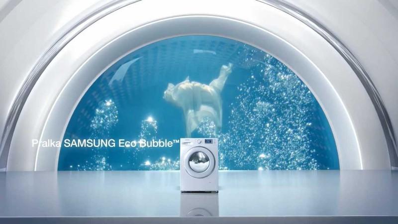 Technologia Eco Bubble Samsunga - przyszłość?