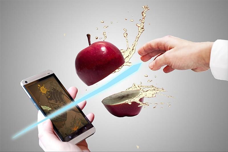 Kontrola smartfona dzięki ultradźwiękom?