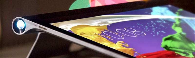 Lenovo Yoga Tablet 2 Pro - tablet z wbudowanym projektorem