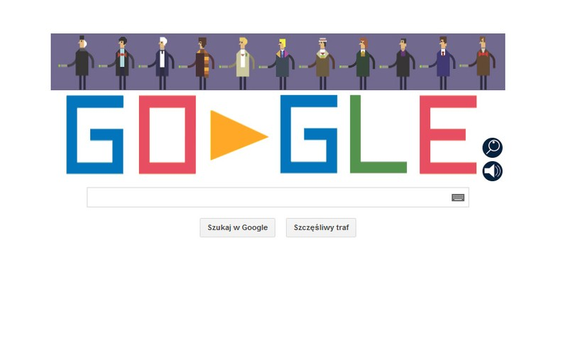 Doktor Who w google
