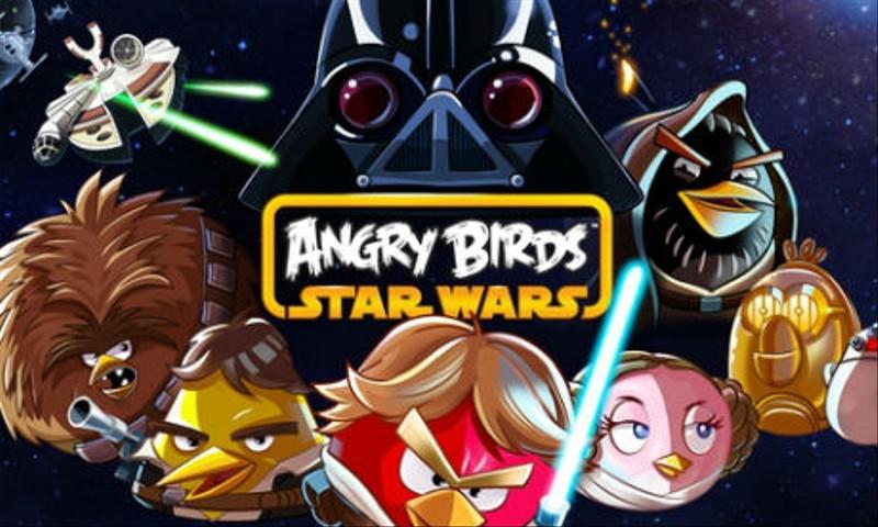 Angry Birds i…. Star Wars?