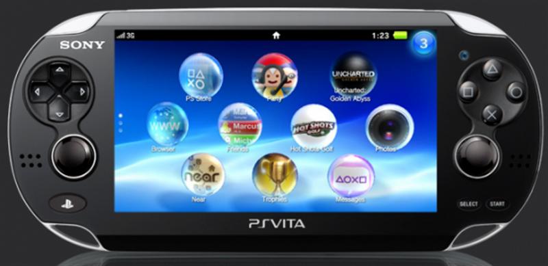 Sony wita nową konsolę PS Vita