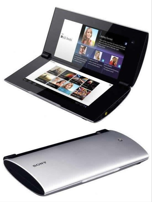 Nowe dziecko Sony - Tablet P