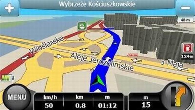 W drogę z Blow GPS43Rbt !
