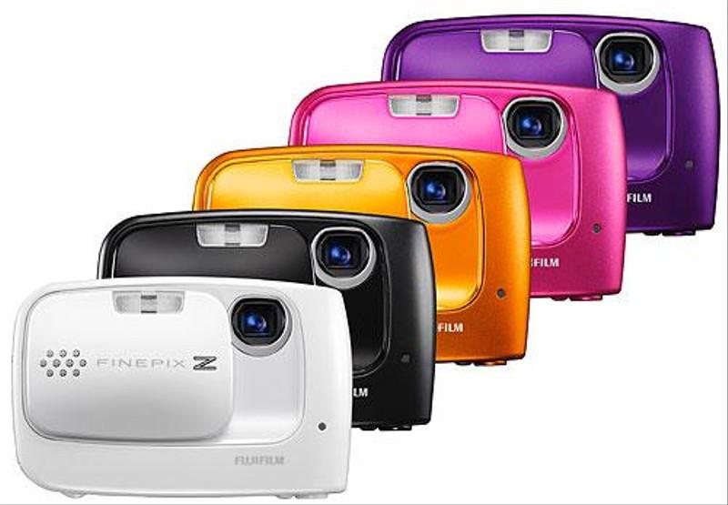 Top 5 najbardziej designerskich aparatów cyfrowych